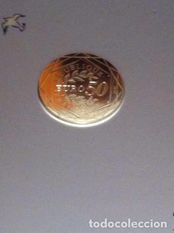 Monedas antiguas de Europa: MONEDA 50E DE PLATA (EL PRINCIPITO) - Foto 3 - 101549683