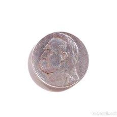 Monedas antiguas de Europa: POLONIA.- 5 ZLOTICH PLATA 1936. Lote 102050223