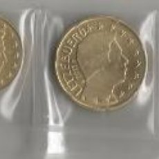Monedas antiguas de Europa: LUXEMBURGO 2011 - SERIE COMPLETA 8 VALORES - SIN CIRCULAR. Lote 102238879