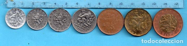 Monedas antiguas de Europa: Siete Monedas de Praga - Foto 2 - 102524167