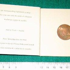 Monedas antiguas de Europa: AUSTRIA. MONEDA ACUÑADA EN LA EXPO DE SEVILLA. 1992. Lote 103302907
