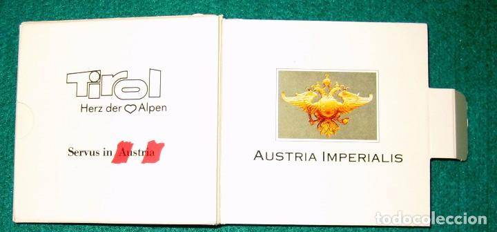 Monedas antiguas de Europa: Austria. Moneda acuñada en la Expo de Sevilla. 1992 - Foto 2 - 103302907