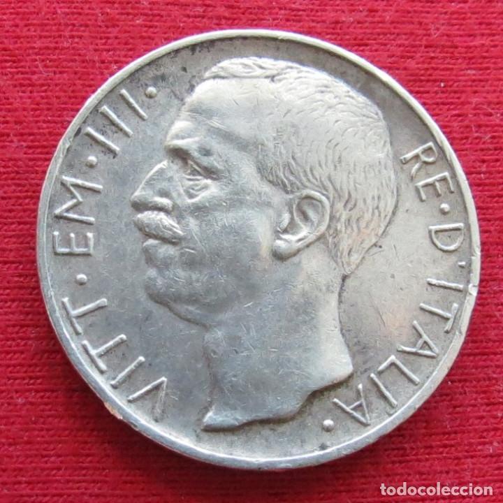 Monedas antiguas de Europa: Italia 10 lira 1927 - Foto 2 - 103636819