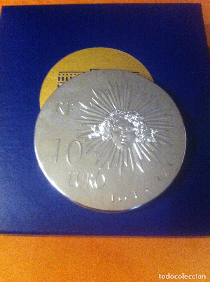 Monedas antiguas de Europa: moneda 10e de plata - Foto 5 - 103840339