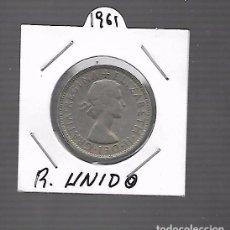 Monedas antiguas de Europa: MONEDAS DE EUROPA REINO UNIDO . Lote 104028603