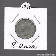 Monedas antiguas de Europa: MONEDAS DE EUROPA REINO UNIDO . Lote 104030003