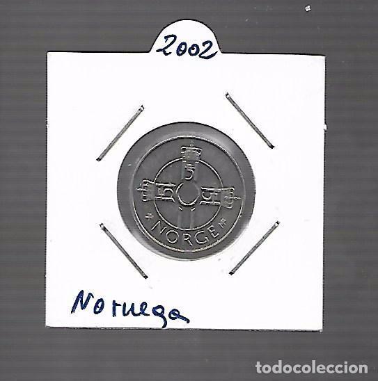 MONEDAS DE EUROPA NORUEGA (Numismática - Extranjeras - Europa)
