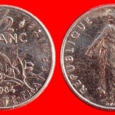 Monedas antiguas de Europa: 1/2 FRANCO 1984 FRANCIA 05939T COMPRAS SUPERIORES 40 EUROS ENVIO GRATIS. Lote 105040847