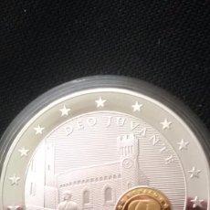 Monedas antiguas de Europa: MONEDA DE 10 AÑOS DEL EURO MONACO.. Lote 180167880