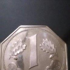 Monedas antiguas de Europa: MONEDA DIFICIL DE ENCONTRAR 40 JAHRE DEUTSCHLAND MARK 1948 - 1988 .. Lote 105619263