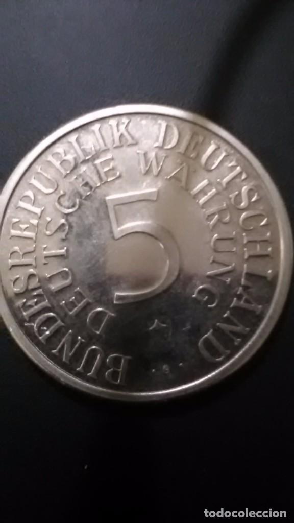 Monedas antiguas de Europa: MONEDA DE ALEMANIA 40 JAHRESTAG AÑO 1991. - Foto 2 - 105620339