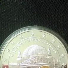 Monedas antiguas de Europa: EXCELENTE MONEDA CONMEMORATIVA DE LOS 10 AÑOS DEL EURO GERMANY.. Lote 105620591