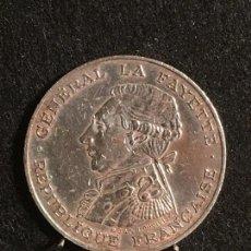 Monedas antiguas de Europa: FRANCIA 1987 100FRANCOS (PLATA). Lote 105647423
