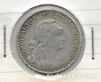 PORTUGAL 1 ESCUDO 1951 (Numismática - Extranjeras - Europa)