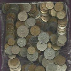 Monedas antiguas de Europa: 1 KILO DE MONEDAS DE YUGOSLAVIA. Lote 154802514