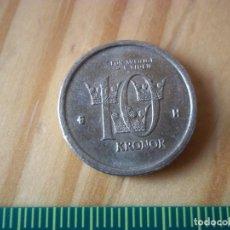 Monedas antiguas de Europa: 10 KRONOR SVERIGE 2004. Lote 107212739
