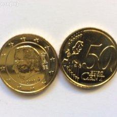 Moedas antigas da Europa: BÉLGICA 50 CÉNTIMOS DE EUROS DE 2008. Lote 107910839