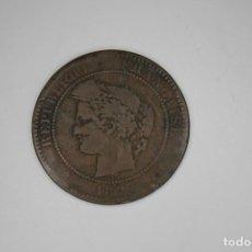 Monedas antiguas de Europa: 10 CENTIMOS 1897 FRANCIA. Lote 108325111