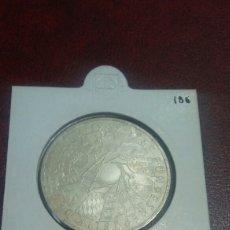 Monedas antiguas de Europa: MONEDA PLATA ALEMANIA 10 MARCOS 1989. Lote 108434903