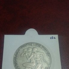 Monedas antiguas de Europa: MONEDA PLATA ALEMANIA 10 MARCOS 1972. Lote 108435006