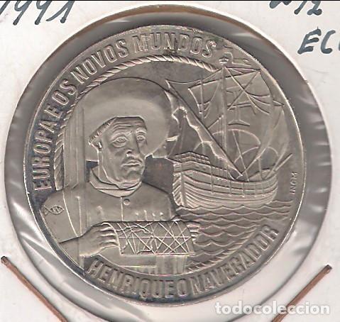 Moneda De 2 Y 12 Dos Y Medio Ecu De Portugal Comprar Monedas
