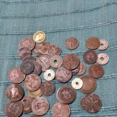 Monedas antiguas de Europa: BARATO LOTE DE 41 MONEDAS DIVERSAS DE FRANCIA. Lote 108909174
