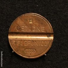 Monedas antiguas de Europa: FICHA TELEFONICA ITALIANA. Lote 108986523