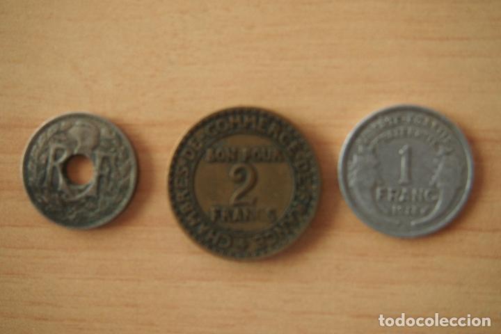 Monedas antiguas de Europa: LOTE 9 MONEDAS DIFERENTES REPUBLIQUE FRANÇAISE CHAMBRES DE COMMERCE DE FRANCE SIGLO XX FRANCIA. VER - Foto 5 - 110469647