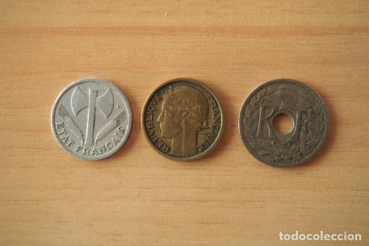 Monedas antiguas de Europa: LOTE 9 MONEDAS DIFERENTES REPUBLIQUE FRANÇAISE CHAMBRES DE COMMERCE DE FRANCE SIGLO XX FRANCIA. VER - Foto 7 - 110469647
