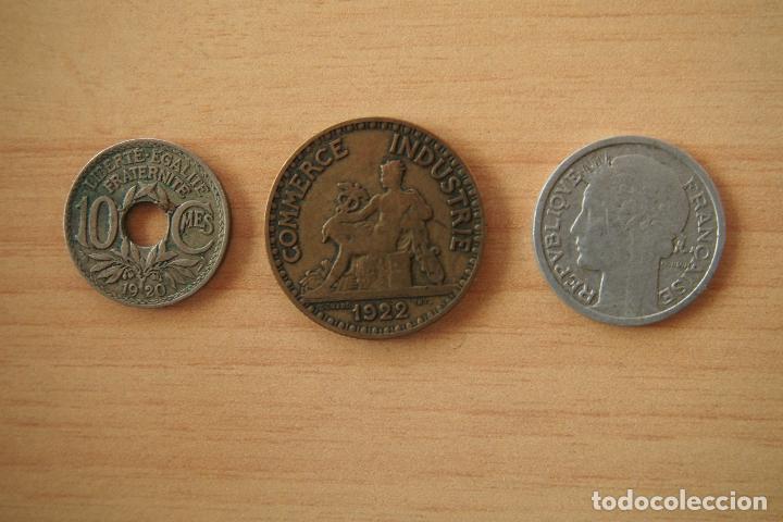 Monedas antiguas de Europa: LOTE 9 MONEDAS DIFERENTES REPUBLIQUE FRANÇAISE CHAMBRES DE COMMERCE DE FRANCE SIGLO XX FRANCIA. VER - Foto 8 - 110469647