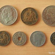 Monedas antiguas de Europa: LOTE 7 MONEDAS DIFERENTES REPUBLIQUE FRANÇAISE CHAMBRES DE COMMERCE DE FRANCE SIGLO XX FRANCIA. VER. Lote 110470147