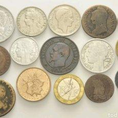 Monedas antiguas de Europa: LOTE MONEDAS FRANCIA. Lote 110568410