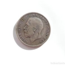 Monedas antiguas de Europa: GEORGE V - 1933 - BRITISH SILVER - HALF CROWN - PLATA - INGLATERRA . Lote 110930403