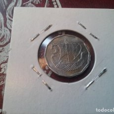 Monedas antiguas de Europa: CHIPRE - 5 MILS - 1981 - MBE. Lote 111184247