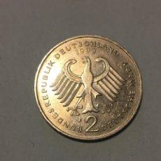 Monedas antiguas de Europa: MONEDA 2 MARCOS ALEMANIA 1992 F. Lote 111767007