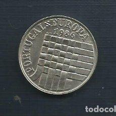 Monedas antiguas de Europa: PORTUGAL 25 ESCUDOS 1986. PORTUGAL-EUROPA. Lote 112226719