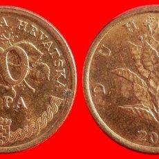 Monedas antiguas de Europa: 10 LIPA 2007 CROACIA 7540T COMPRAS SUPERIORES 40 EUROS ENVIO GRATIS. Lote 113087043