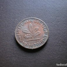 Monedas antiguas de Europa: ALEMANIA ( REP. FEDERAL ) 2 PFENNIG 1970 F. Lote 113281503