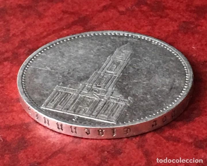 Moneda De 5 Reichsmark Del Tercer Reich Plata Comprar Monedas
