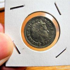Monedas antiguas de Europa: INGLATERRA MONEDA DE UNA LIBRA AÑO 2004 SIN CIRCULAR. Lote 114057687