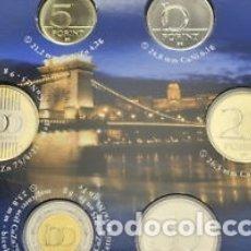 Monedas antiguas de Europa: CARTERA HUNGRÍA 2009. Lote 114076255