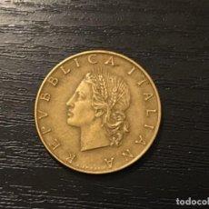 Monedas antiguas de Europa: MONEDA 20 LIRAS ITALIA 1958. Lote 114123411