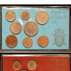 Monedas antiguas de Europa: LOTE 2 SET 14 MONEDAS YUGOSLAVIA PROOF. Lote 114289831