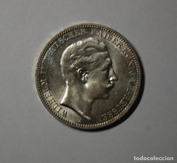 moneda de plata de 3 marcos de alemania del año - Comprar Monedas ...