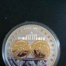 Monedas antiguas de Europa: MONEDA DE ALEMANIA 1952 - 2012 EN CONMEMORACIÓN DEL EURO PLACA PULIDA.. Lote 180167811