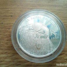 Monedas antiguas de Europa: FRANCIA. 10 FRANCOS DE PLATA DE 1997. KLIMT. ENCAPSULADA. Lote 115241315