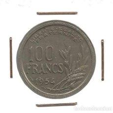 Alte Münzen aus Europa - FRANCIA - 100 FRANCOS 1954 - EBC+ - CAT.SCHOEN Nº 224 - VISITA MIS OTROS LOTES Y AHORRA GASTOS - 115609159