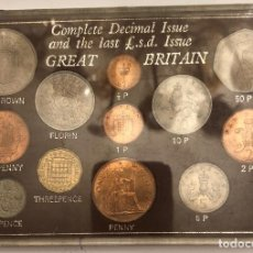 Monedas antiguas de Europa: GREAT BRITAIN(10€). Lote 115706947