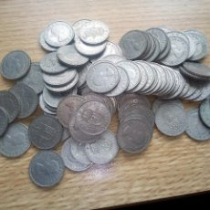 Monedas antiguas de Europa: REINO UNIDO. 79 MONEDAS DE SHILLING DE 1961. SIN CIRCULAR. Lote 277182898