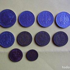 Monedas antiguas de Europa: LOTELAND10 MONEDAS ALEMANIA. BUNDESREPUBLIK DEUTSCHLAND. MARK. MARCOS ALEMANES. PFENNIG. VER FOTOS. Lote 116060767